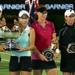 Australian Open 2006 runners-up