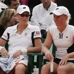 French Open 2004 with Bryanne Stewart